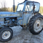 Ford 5000 1965