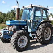 Ford 6610 4wd 1984